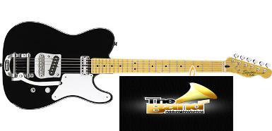 กีตาร์ไฟฟ้า Squier Vintage Modified Cabronita Telecaster with Bigsby