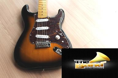 กีตาร์ไฟฟ้า Squier Olarn Signature Strat Series 2