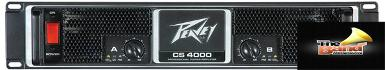 <h2>Peavey Power Amps CS-4000</h2>