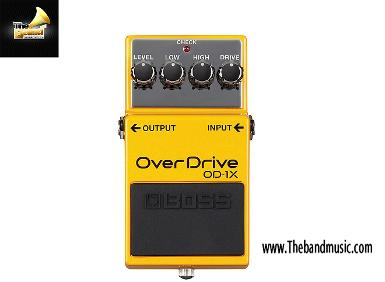 <h2>Boss OD-1X Over Drive</h2>