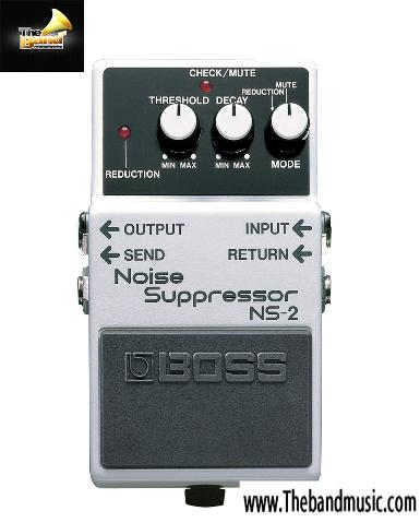 <h2>Boss NS-2 Noise Suppressor Pedal</h2>