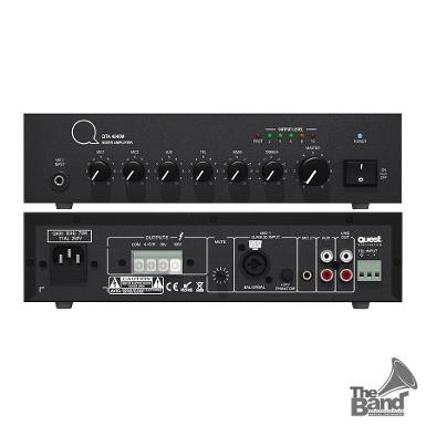 มิกเซอร์ QUEST QTA4040M Mixer Amplifier
