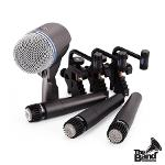 SHURE DMK57-52 Drum Mic Pack