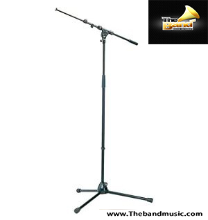 <h2>K&M 27195 MICROPHONE STAND ( made in German )</h2>