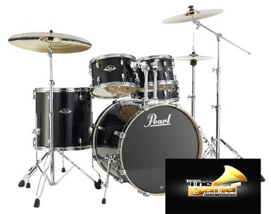 <h2>กลองชุด Pearl Export EXL Lacquer Series ( with Hardware and Cymbal )</h2>