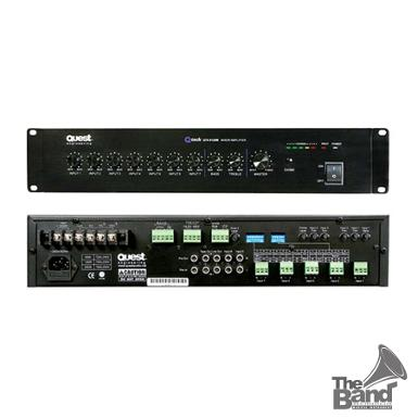 มิกเซอร์ QUEST QTA6060M Mixer Amplifier