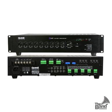 มิกเซอร์ QUEST QTA6130M Mixer Amplifier