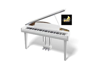 Custom Digital Grand Piano รุ่น DGP-55WHP