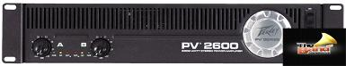 <h2>Peavey Power Amps PV-2600</h2>
