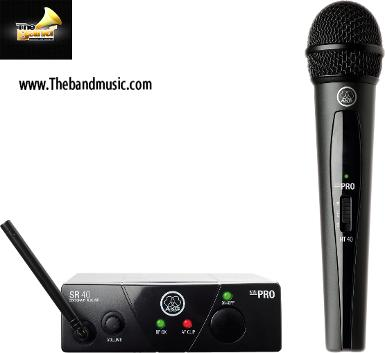 <h2>AKG‏ WMS 40 Mini Vocal Set</h2>