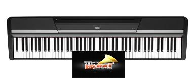 Korg SP-170 DX Digital Piano With Stand and 3-way Pedal