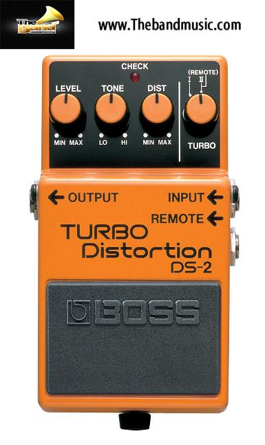 <h2>Boss DS-2 Turbo Distortion</h2>