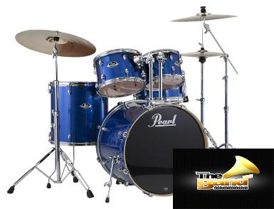 <h2>กลองชุด Pearl Export Series ( with Hardware and Cymbal )</h2>