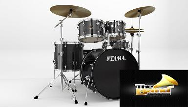 <h2>กลองชุด Tama 	Rhythm Mate RM 2014 Series Drum Set ( with 13</h2>