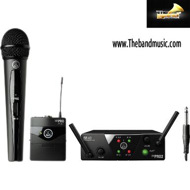 <h2>AKG‏ WMS40 Mini 2 Vocal / Instrument Set</h2>