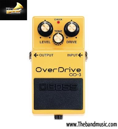 <h2>Boss OD-3 OverDrive</h2>