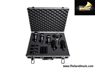 ไมค์กลองชุด AKG Rhythm Pack 6 Drum Microphone Package
