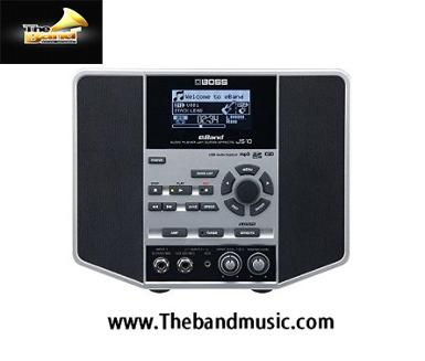 <h2>เอฟเฟ็คกีตาร์ Boss eBand JS-10 Audio Player with Guitar Effects</h2>