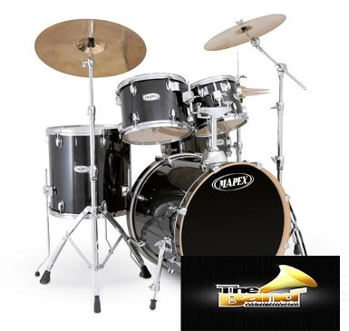 <h2>กลองชุด Mapex M Birch Series ( 5 pcs )</h2>