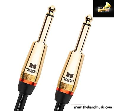 Monster	Rock 21ft Straight Instrument Cable
